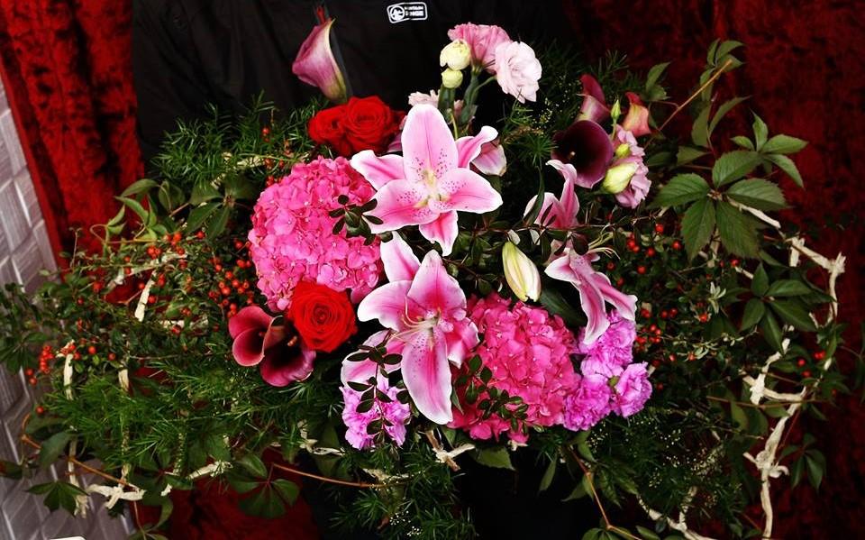 bukiet kwiaciarnia Kielce